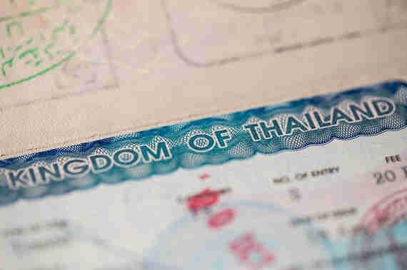 Prix et délais du e-Visa Thaïlande