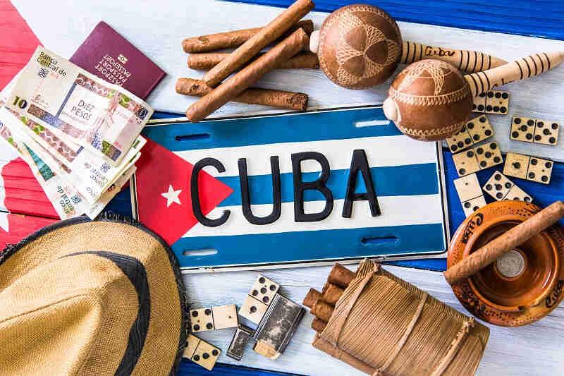 Visa carte touristique pour Cuba