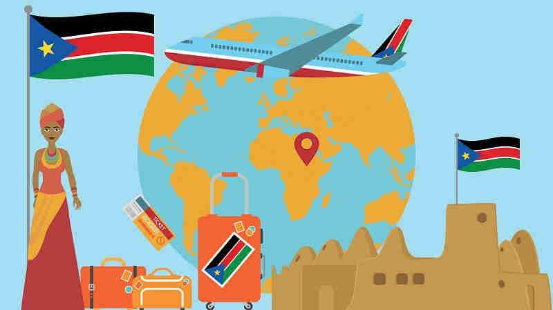 visa pour le Soudan