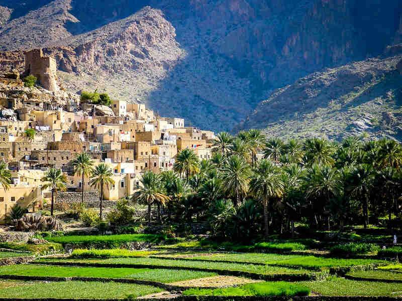 avez-vous besoin d'un E-Visa pour Oman?