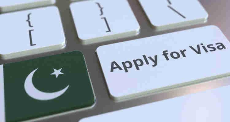 Visa électronique pour le Pakistan