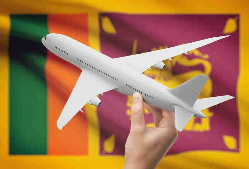 Visa pour aller au Sri-Lanka