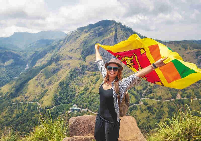 Visa E-Visa Sri Lanka frontières ouvertes