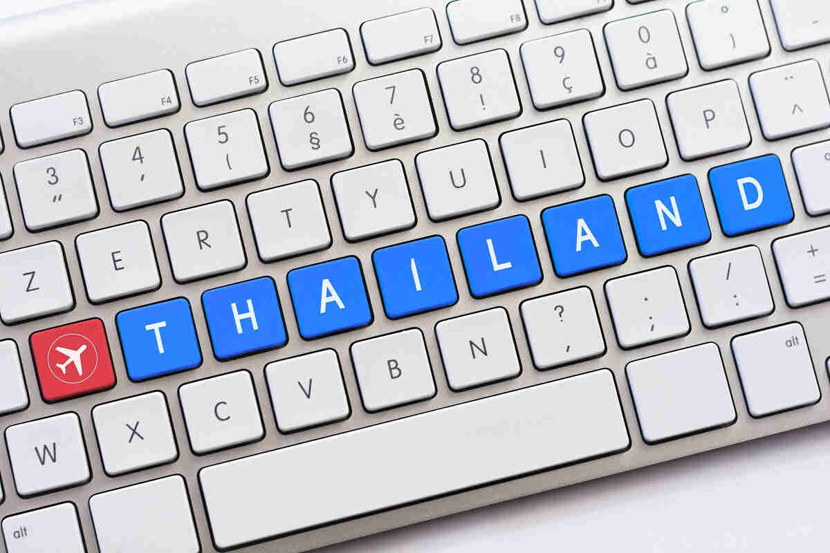 Comment obtenir un E-Visa Thaïlande en ligne?